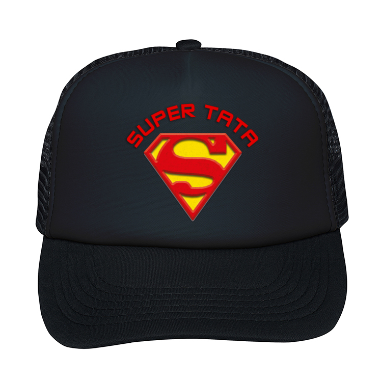 Czapka z Daszkiem Supermana - Super Tata