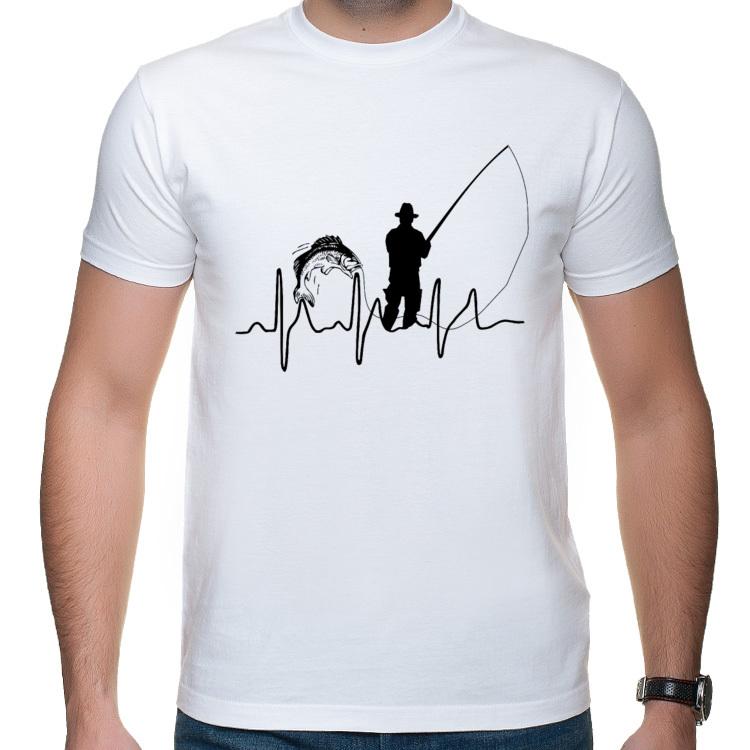 Koszulka Puls Wędkarza (męska)