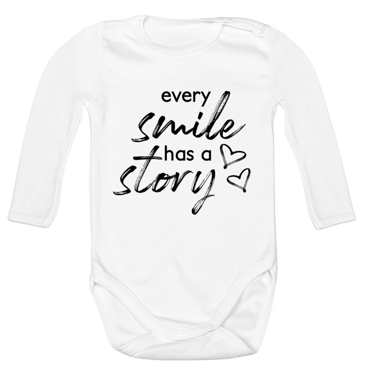 Every smile has a story